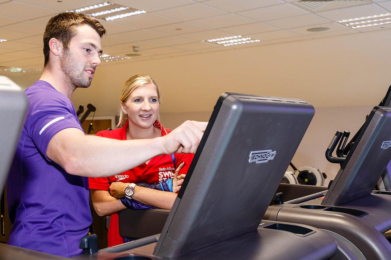 Rebecca Adlington Gym