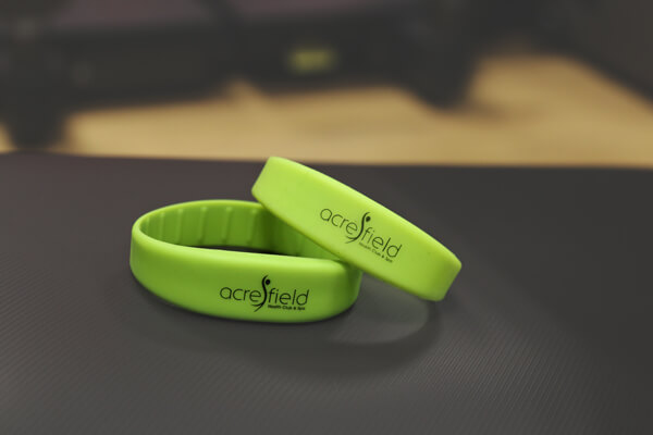 Next level tech wristbands