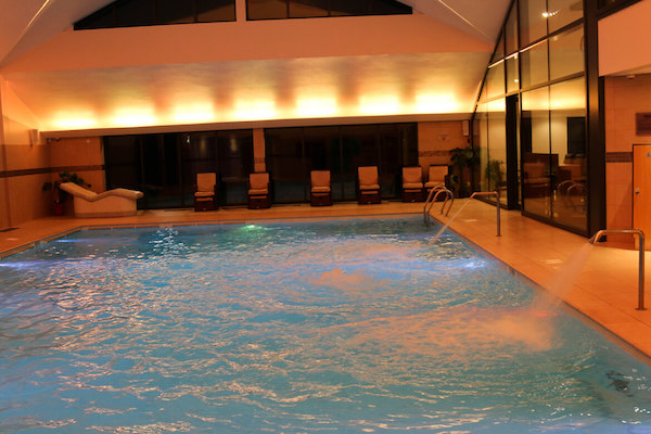 Pool for spa