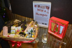Sparkle night hamper