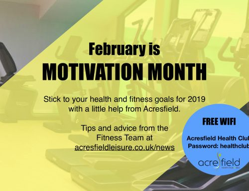 February is Motivation Month