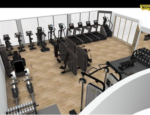 New Technogym unveiled