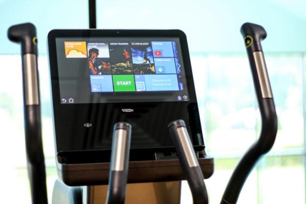 Gym screen