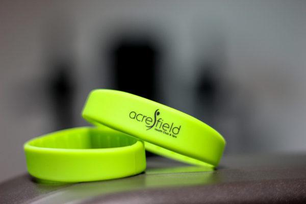 Smart wrist bands