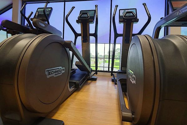 Technogym machines