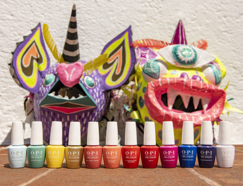 Mexico City brights for your nails
