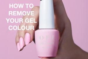 remove gel varnish