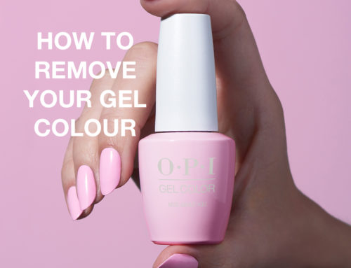 How to remove nail gel