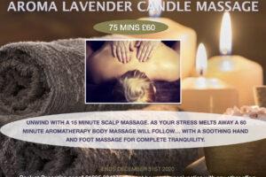 Aroma Lavender massage